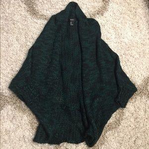 F21 cardigan